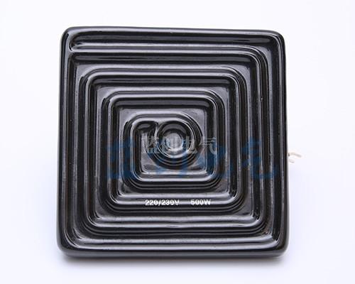 黑色陶瓷加热器