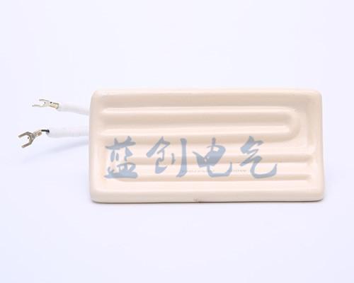 白色陶瓷加热器