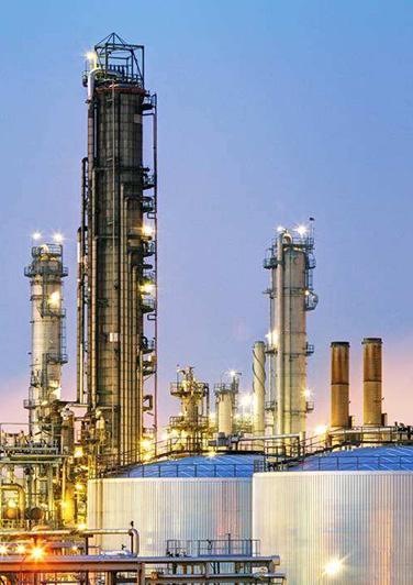 天然气行业